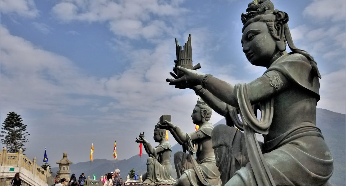 Suffering for the Buddha