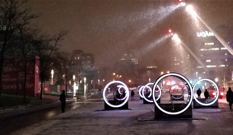 Montreal for the Holidays