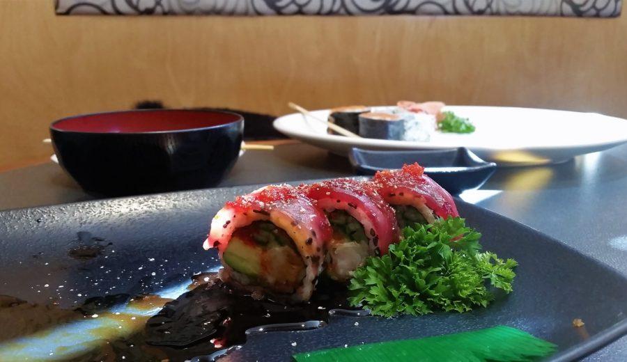 Broken Planes and Suburban Toronto Sushi