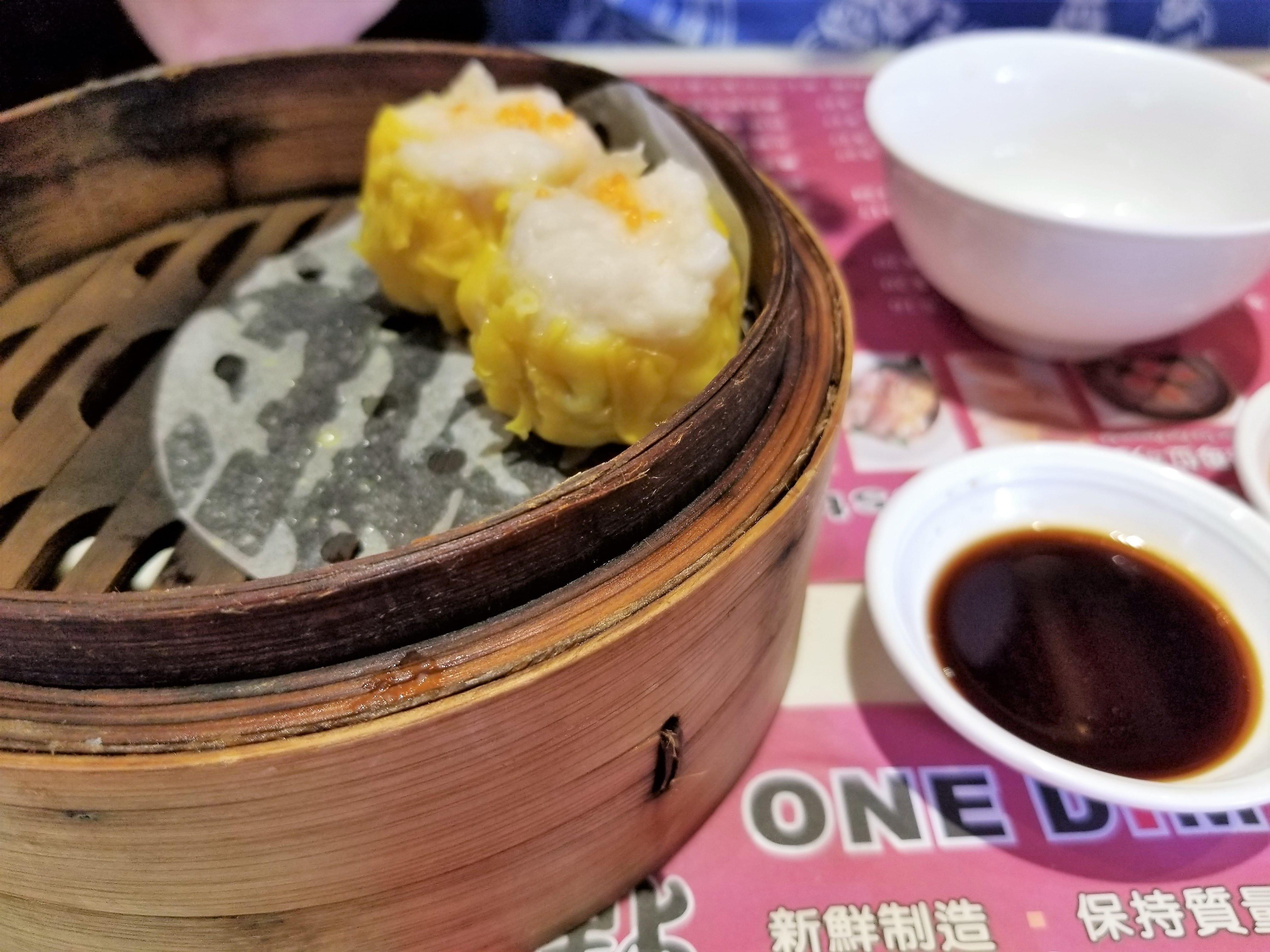 Food, Food, and More Food in Hong Kong